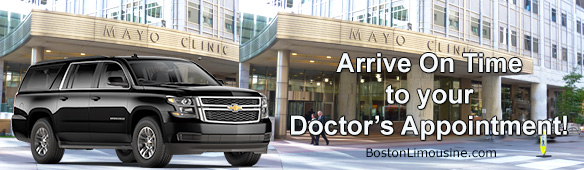 Hospital and medical facilities Transportation Services