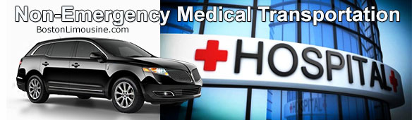 Medical Transportation Service Boston Hospital