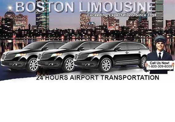 Limousine deals boston