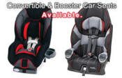 Child Seats Available