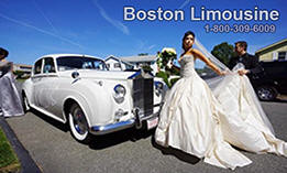 boston limo wedding