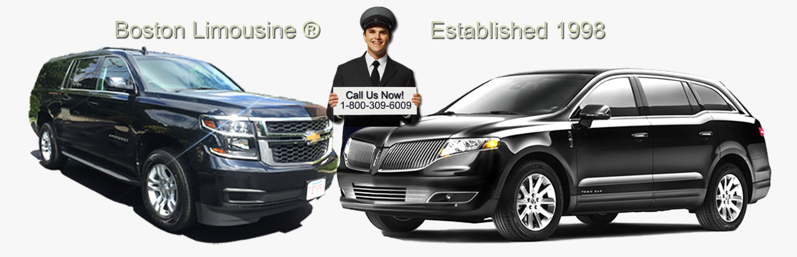 Rates and Reservation at Boston Limousine