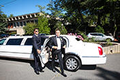 boston wedding limo